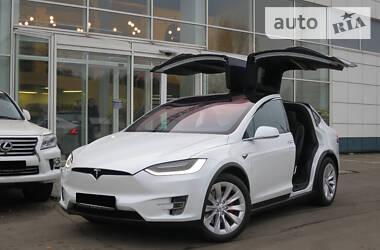 Tesla Model X P100D Ludicrous 2018