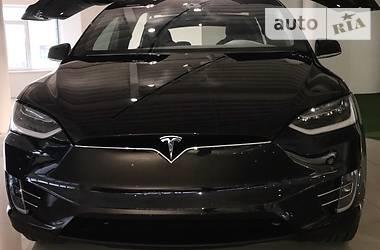 Tesla Model X P90D Ludicrous  2016