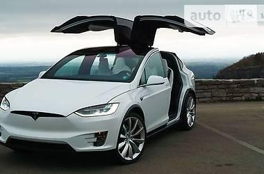 Tesla Model X  90D-MAKSYMALYNA 2018
