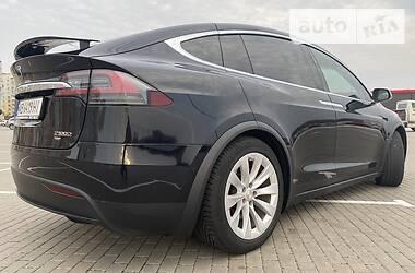 Tesla Model X P100D europaguarante 2017
