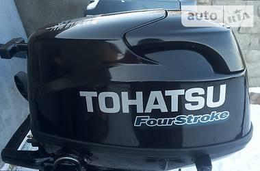 Tohatsu M 5 2015