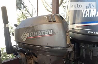 Tohatsu MFS 9.9 2006