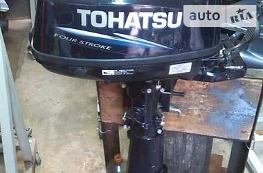 Tohatsu MFS 6 2013