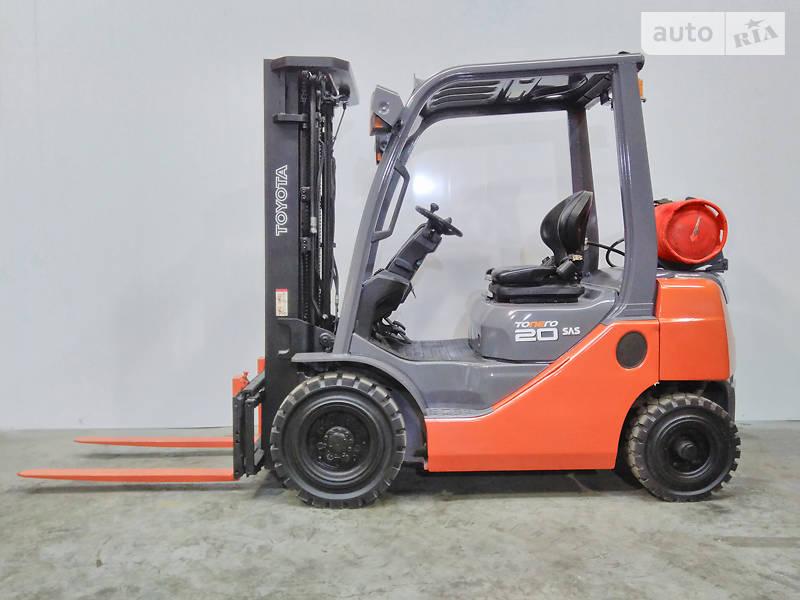 Toyota 02-8FGF20