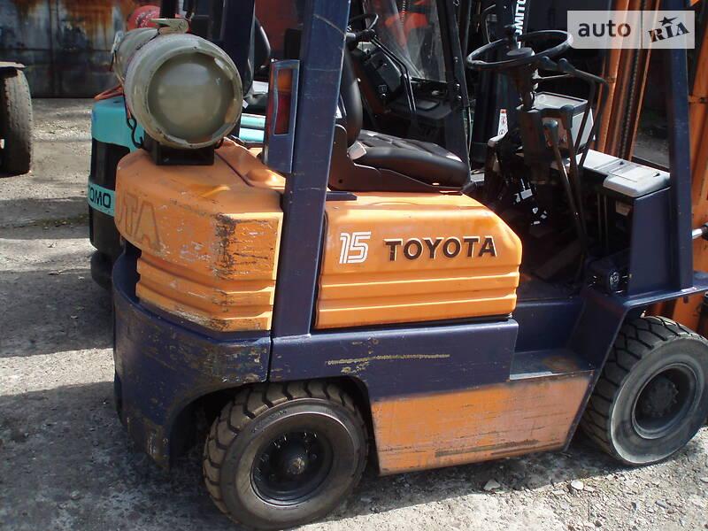 Toyota 42-5FG18