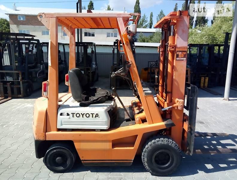 Toyota 4FG