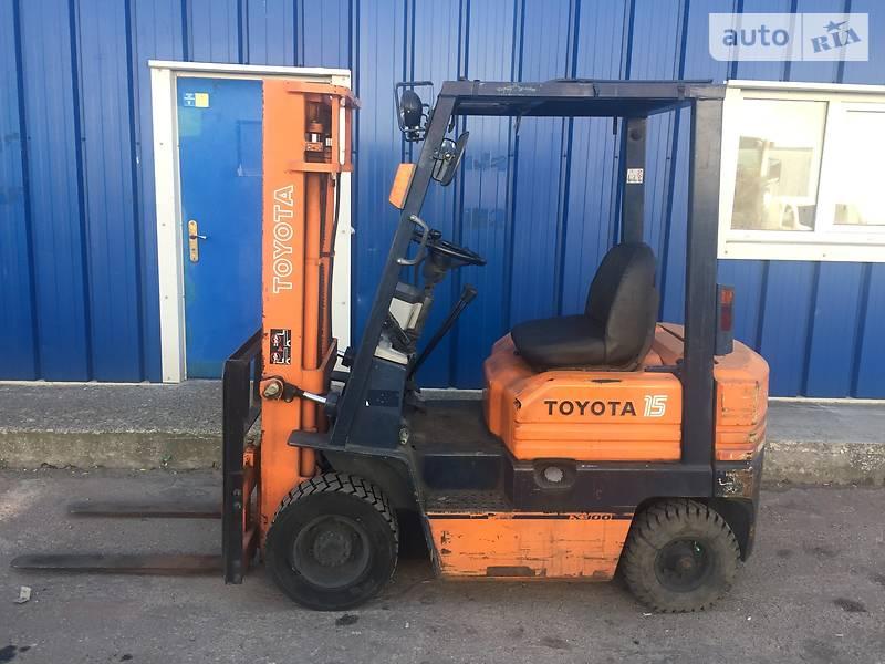 Toyota 5FG15