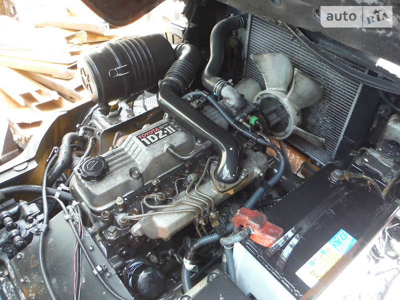 Toyota 7FD20