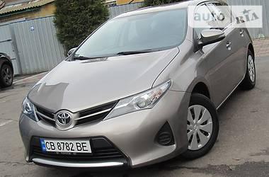 Toyota Auris 1.4 i 16V VVT-i 2014