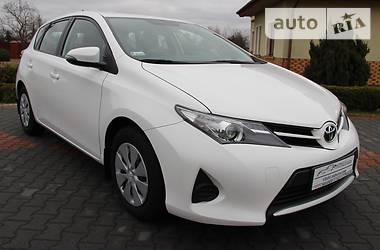 Toyota Auris 1.4 D-4D 2013