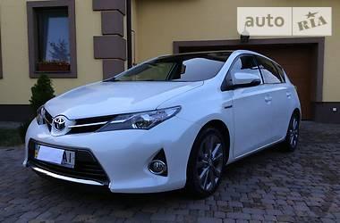 Toyota Auris HUBRID 2014