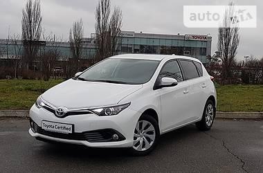 Toyota Auris 1.6 CVT ACTIVE 2016