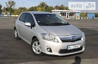 Toyota Auris HYBRID. NEKRAHENAJ  2012