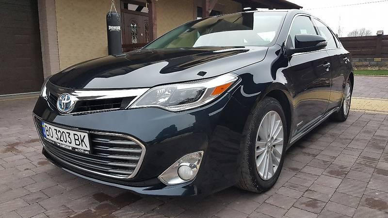 Toyota Avalon 2015 року