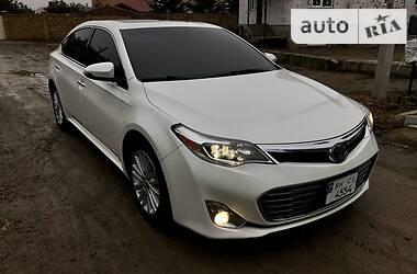 Toyota Avalon Hybrid Limited 2013