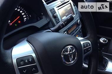 Toyota Avensis 1.8 2013