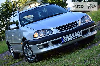 Toyota Avensis COMMON RAIL D4D 2002