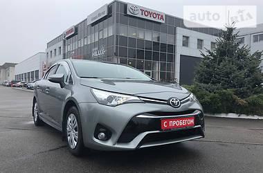 Toyota Avensis Business CVT 2016