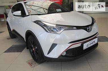 Toyota C-HR Active 2016