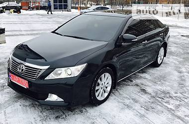 Toyota Camry 2.5 LUX TOP FULL 2013