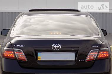 Toyota Camry 3.5 GAZ 2007