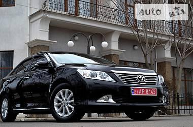 Toyota Camry  PRESTIGE 2012