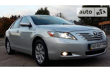 Toyota Camry 3.5 _ GAS _ EUROPE 2009