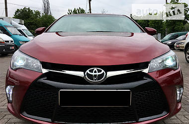 Toyota Camry 2.5 2016
