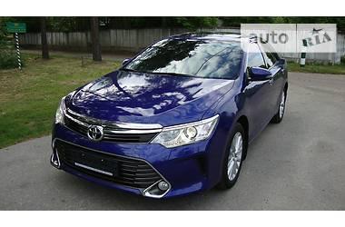 Toyota Camry Premium+Navi+Jbl 2016