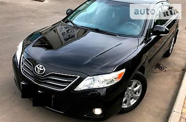 Toyota Camry EUROPE//RESTAILING 2011