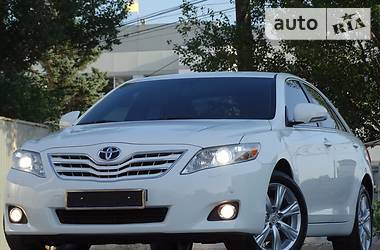 Toyota Camry RESTAILING+GBO 2011