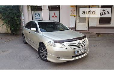 Toyota Camry 2.4 AT GLX 2007