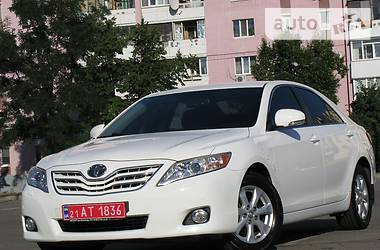 Toyota Camry Restyling. Official. 2010