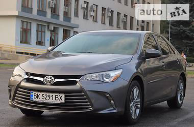 Toyota Camry Sport Edition  2016