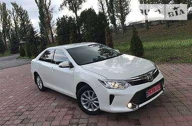 Toyota Camry IDEAL 2016