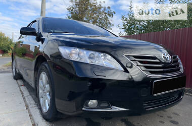 Toyota Camry europa official  2008