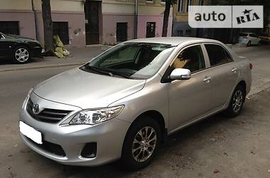 Toyota Corolla City 2011