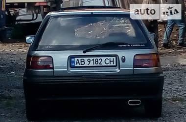 Toyota Corolla е9 1992