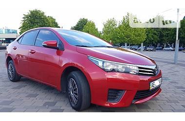 Toyota Corolla 1.4 2013