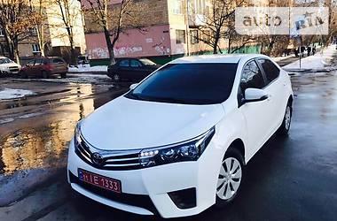 Toyota Corolla City 2016