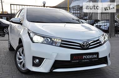 Toyota Corolla ACTIVE 2016