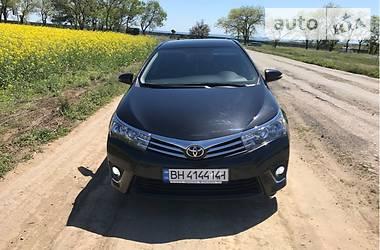 Toyota Corolla activ 2013