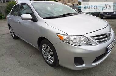 Toyota Corolla 1.8 2013