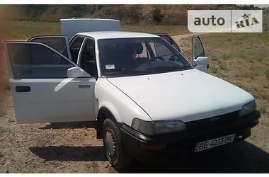 Toyota Corolla EE90 1987
