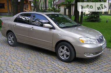 Toyota Corolla 1.8 2006