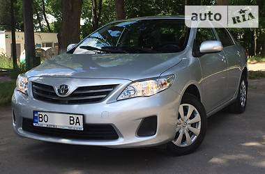 Toyota Corolla 1.4 IDEAL 2012
