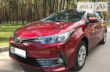 Toyota Corolla Active Anniversary 2017