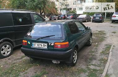 Toyota Corolla e90 1990