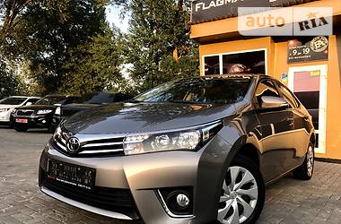 Toyota Corolla ACTIVE+ 2016