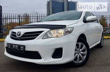 Toyota Corolla CITY 2012